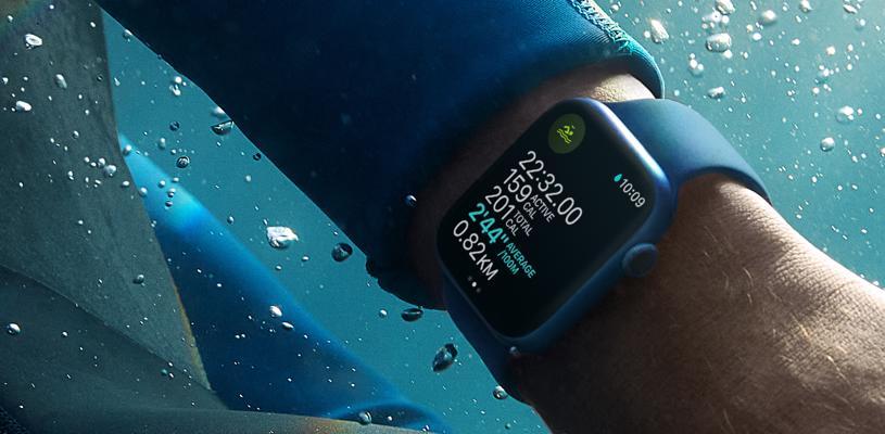 Apple Watch Series 7 მიმოხილვა